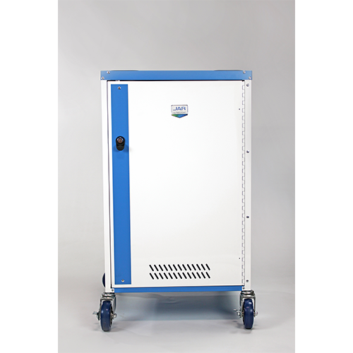 md3060 ultra light tablet cart 30 front