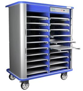 JAR Remote Management Cart - 20 User