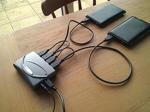 Powered USB Hub