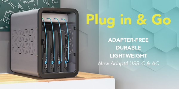 New Adapt4 Charging Stations
