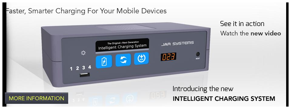 New JAR Systems Intelligent Charging