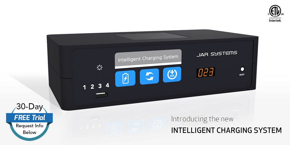 JAR Systems Intelligent Charging System