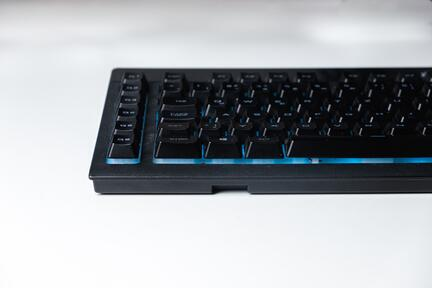 Cleaning School Keyboards