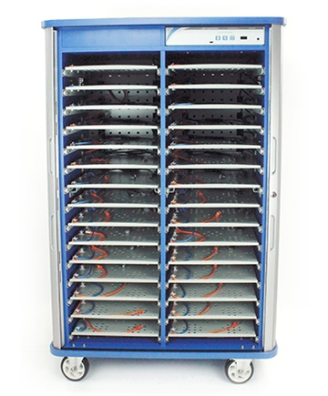 SB-5400B Network Management Cart
