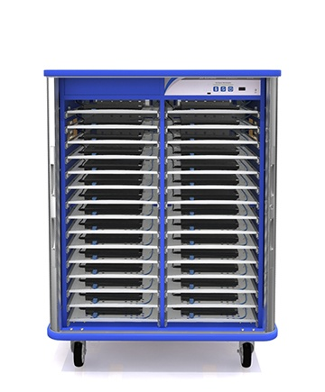 SB-5900B Network Management Cart