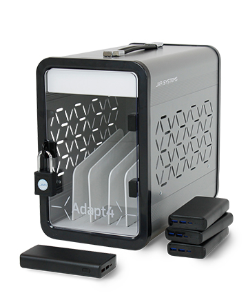 Adapt4 AC Charging Station with Active Charge Upgrade