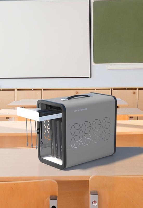 Adapt4 AC in classroom