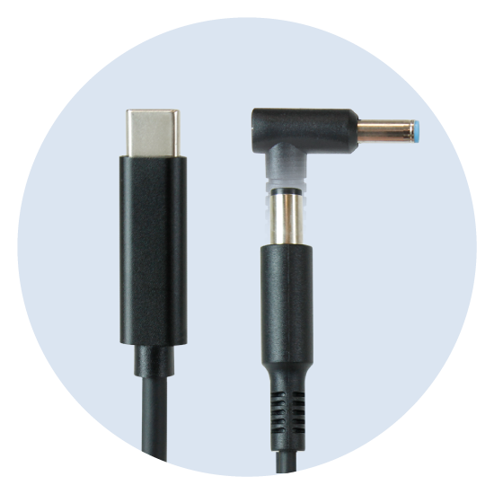USB-C to C11 and C13 Cables