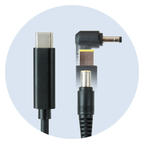 USB-C to N21, 11E, and X131 Cables