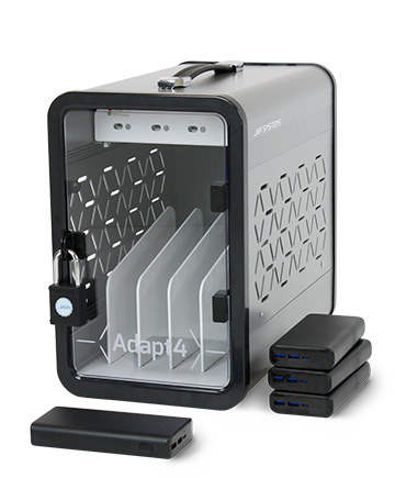 Adapt4 USB-C Charging Station with Active Charge Upgrade