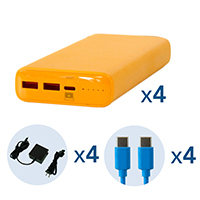 Ready-to-Go Power Bank Kit