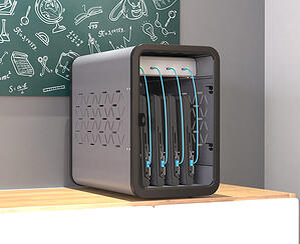 New USB-C charging station