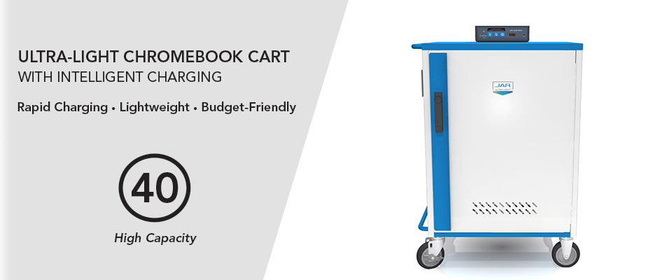 MD-5140 Ultra-Light Intelligent Charging Cart