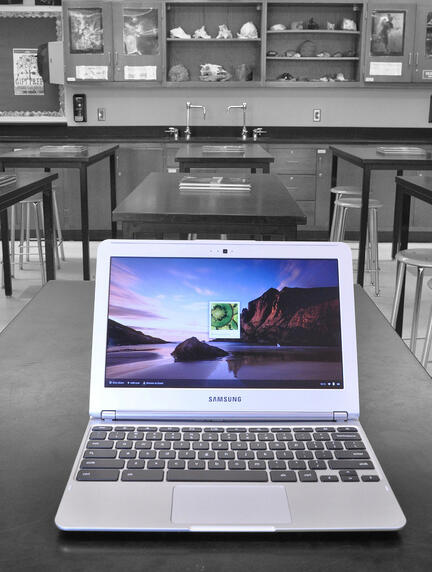 Classroom Chromebook Learning