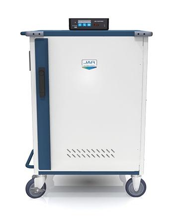 MD-5140-SMART Ultra-Light Intelligent Charging Cart